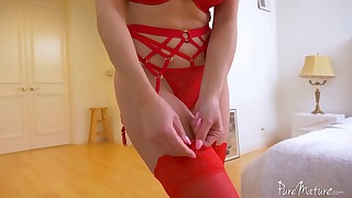 Ass mom porn with a good lusty doll