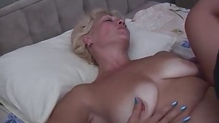 Gorgeous Russian fucked in the bedroom